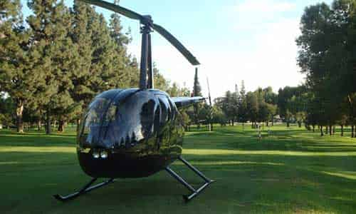 Helicopter Transfers Croatia