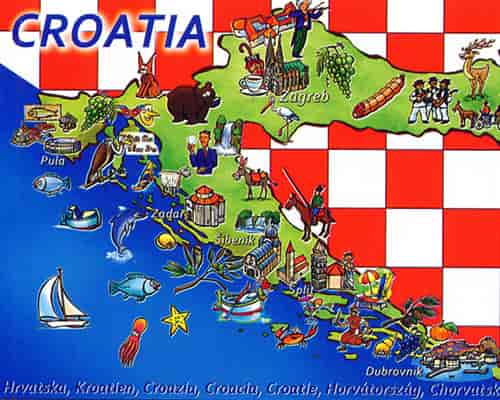 Travel Planning Croatia