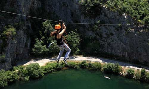 Zipline Adventure Croatia