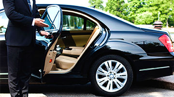 VIP Limousine with Driver service