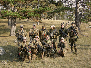 Airsoft Team Building Croatia