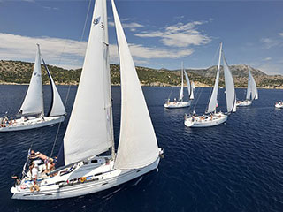 Group Flotilla Sailing Croatia