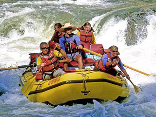 Rafting Croatia Team Building