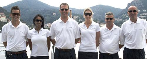 Yacht Crew placment